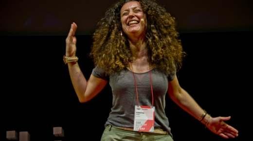 Κατερίνα Βρανά: Μια Ελληνίδα στους πέντε καλύτερους κωμικούς στον κόσμο