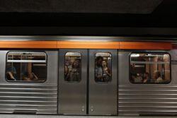 Ποιοι σταθμοί του μετρό θα παραμείνουν κλειστοί αυτό το Σαββατοκύριακο