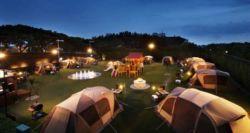 Aνοίγει το καλοκαίρι το πρώτο κάμπινγκ 5 Αστέρων στην Ελλάδα