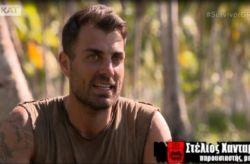Αποκάλυψη- βόμβα: Ο Στέλιος Χανταμπάκης ξεφτιλίζει την παραγωγή του Survivor με ένα ποστάρισμα – φωτιά! (Photo)