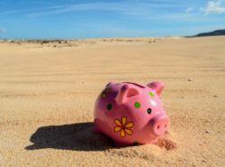 6 τρόποι να μαζέψεις χρήματα για τις καλοκαιρινές σου διακοπές